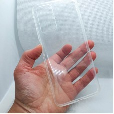 Силиконовый чехол для Samsung Galaxy M51 прозрачный