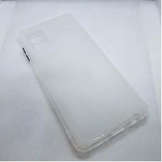 Силиконовый чехол для Samsung Galaxy M51 JFK белый