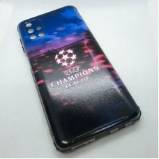 Силиконовый чехол для Samsung Galaxy M51 JFK Лига чемпионов