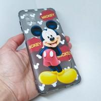 Силиконовый чехол для Samsung Galaxy M51 JFK Mickey Mouse