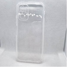 Чехол накладка EXPERTS для Xiaomi Redmi Note 10s, прозрачный