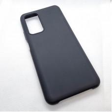 """Силиконовый чехол """"Silicone Case"""" для Xiaomi Mi 10T, черный"""