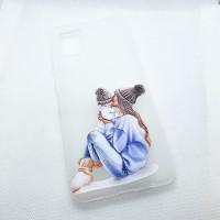 "Чехол накладка для Samsung Galaxy A31 с рисунком ""family"""