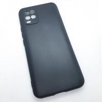 Силиконовый чехол EXPERTS для Xiaomi Mi 10Lite, черный