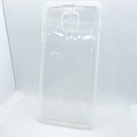 Чехол накладка EXPERTS для Xiaomi Redmi Note 9s, прозрачный