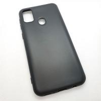 Силиконовый чехол EXPERTS для Samsung Galaxy M21 черный