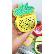 Чехол для Apple AirPods ананас