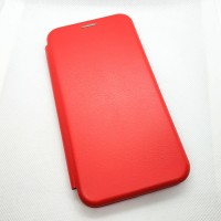 Чехол-книга для Samsung Galaxy M21, красный