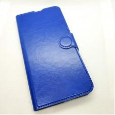 Чехол-книга EXPERTS для Xiaomi Mi 10 Lite, синий