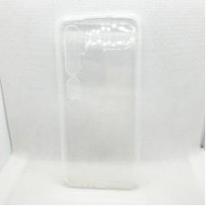 Силиконовый чехол EXPERTS для Xiaomi Mi Note 10 , прозрачный