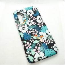 Силиконовый чехол для Xiaomi Mi Note 10  Luxo птица оригинал