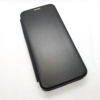 Чехол-книга EXPERTS для Huawei y6p, черный