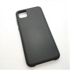 Чехол Silicone case для Huawei  Y5p, черный
