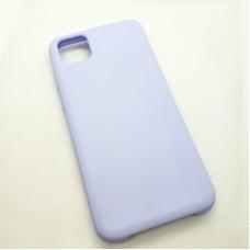 Чехол Silicone case для Huawei  Y5p, сиреневый