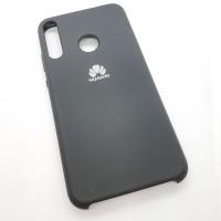 Чехол Silicone case для Huawei/Honor Y7p, черный