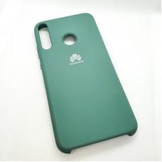 Чехол Silicone case для Huawei/Honor Y7p, зеленый