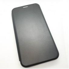 Чехол-книга EXPERTS для Huawei y7p, черный