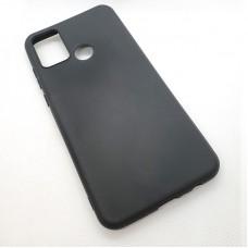 Чехол Silicone case для Huawei Honor 9A, черный