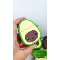 Чехол для Apple AirPods авокадо