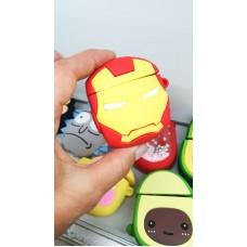 Чехол для Apple AirPods Железный человек