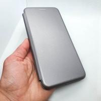 Чехол-книга для Samsung Galaxy A02S, графит