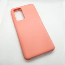 """Силиконовый чехол """"Silicone Case"""" для Huawei P40, розовый"""