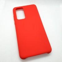 """Силиконовый чехол """"Silicone Case"""" для Huawei P40, красный"""
