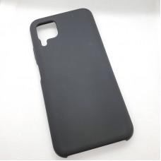 """Силиконовый чехол """"Silicone Case"""" для Huawei P40 Lite, черный"""