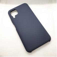 """Силиконовый чехол """"Silicone Case"""" для Huawei P40 Lite, синий"""