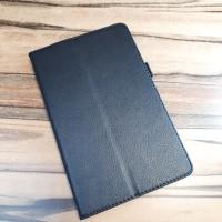 Чехол для планшета Lenovo Tab M8 8505, черный экокожа