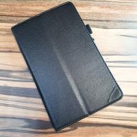 Чехол для планшета Huawei MatePad T8  , экокожа черный