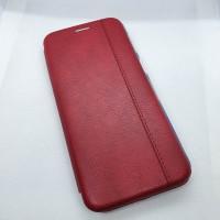 Чехол-книга для Samsung Galaxy M31s, JFK красный