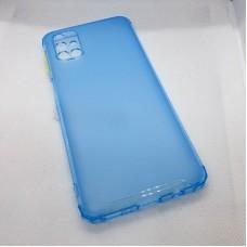Силиконовый чехол для Samsung Galaxy M31s JFK синий