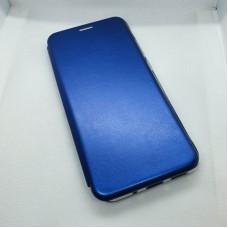 Чехол-книга EXPERTS для Xiaomi Redmi 9c, синий