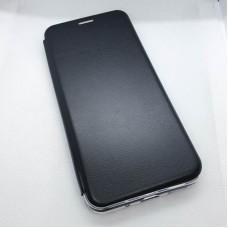 Чехол-книга EXPERTS для Xiaomi Redmi 9c, черный