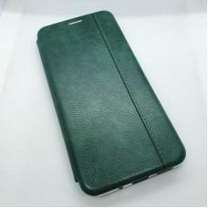 Чехол-книга для Xiaomi Redmi 9c, JFK зеленый