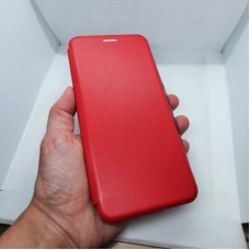 Чехол-книга EXPERTS для Xiaomi Redmi 9c, красный