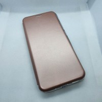 Чехол-книга EXPERTS для Xiaomi Redmi 9c, розовое золото