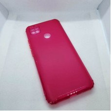 Силиконовый чехол для Xiaomi Redmi 9c JFK, розовый