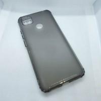 Силиконовый чехол для Xiaomi Redmi 9c JFK, серо-коричневый