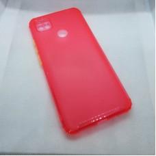 Силиконовый чехол для Xiaomi Redmi 9c JFK, красный