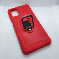 Чехол для Samsung Galaxy M31s ударопрочный красный