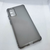 Чехол для Samsung Galaxy S20FE (Fan Edition)  JFK силиконовый серый