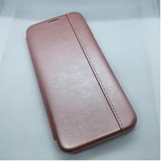 Чехол-книга для Samsung Galaxy M31s, JFK розовый