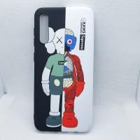 Чехол-накладка для Samsung Galaxy A30s  Luxo