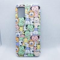 Чехол-накладка для Samsung Galaxy A50, Galaxy A50s Luxo