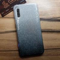 """Силиконовый чехол EXPERTS """"BRILLIANCE"""" Samsung Galaxy A50, черный"""