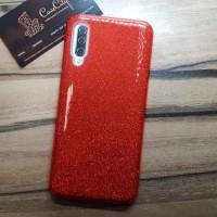 """Силиконовый чехол EXPERTS """"DIAMOND"""" Samsung Galaxy A50, красный"""