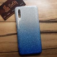 """Силиконовый чехол EXPERTS """"BRILLIANCE"""" Samsung Galaxy A50, голубой"""