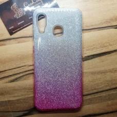 """Силиконовый чехол EXPERTS """"BRILLIANCE"""" Samsung Galaxy A30, розовый"""